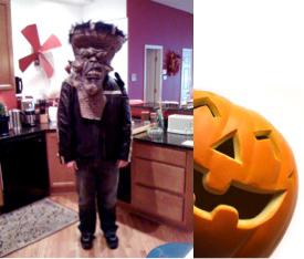 FrankensteinPumpkin