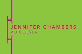 Jennifer Chambers Voice Over