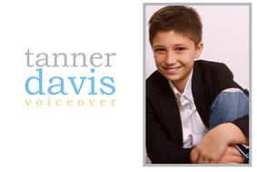 Tanner Davis Voice Over